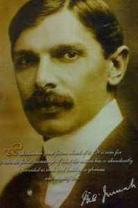 [Jinnah in London]